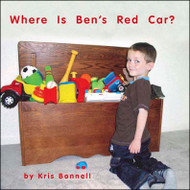 Where Is Ben's Red Car? - Level D/4