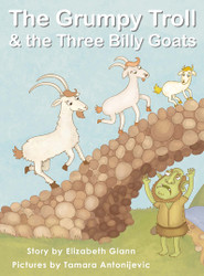 The Grumpy Troll and the Three Billy Goats - Level G/10