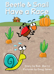 Beetle and Snail Have a Race - Level F/9