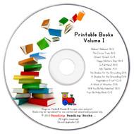 Printable Books CD - volume 1