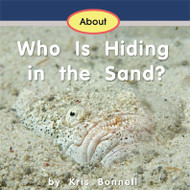 About Who Is Hiding in the Sand? - Level B/2