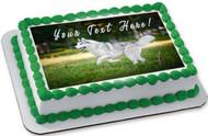 Husky - Edible Cake Topper OR Cupcake Topper, Decor