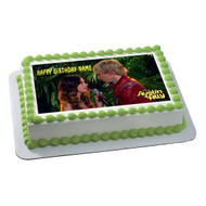 AUSTIN AND ALLY-ROSS LYNCH Edible Birthday Cake Topper OR Cupcake Topper, Decor