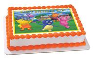 Backyardigans - Edible Cake Topper OR Cupcake Topper