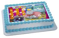 Dumbo Edible Birthday Cake Topper OR Cupcake Topper, Decor