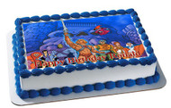 He Man And The Masters Edible Birthday Cake Topper OR Cupcake Topper, Decor