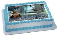 Lego Star Wars 2 Edible Birthday Cake Topper OR Cupcake Topper, Decor