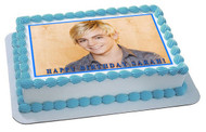 Ross Lynch Edible Birthday Cake Topper OR Cupcake Topper, Decor