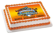 SKYLANDERS Giants 1 Edible Birthday Cake Topper OR Cupcake Topper, Decor