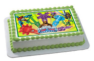 Skylanders Trap Team 2  Edible Birthday Cake Topper OR Cupcake Topper, Decor
