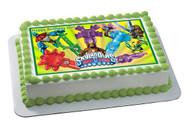 Skylanders Trap Team 2  Edible Birthday Cake Topper OR Cupcake Topper, Decor