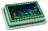 The good dinosaur Edible Birthday Cake Topper OR Cupcake Topper, Decor