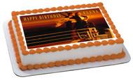 Titanic Edible Birthday Cake Topper OR Cupcake Topper, Decor