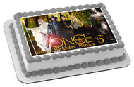Once Upon a Time Season 5 Edible Birthday Cake Topper OR Cupcake Topper, Decor