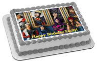 Descendants Edible Birthday Cake Topper OR Cupcake Topper, Decor
