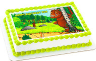 The Gruffalo Edible Birthday Cake Topper OR Cupcake Topper, Decor