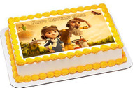 The Little Prince 2 Edible Birthday Cake Topper OR Cupcake Topper, Decor