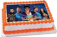 Aladdin - Edible Cake Topper OR Cupcake Topper, Decor