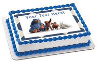 Wonder Park - Edible Cake Topper OR Cupcake Topper, Decor
