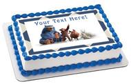 Wonder Park - Edible Cake Topper OR Cupcake Topper, Decor