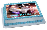 Need For Speed - Edible Cake Topper OR Cupcake Topper, Decor