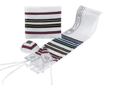 """Joseph's"" Coat Of Many Colors Tallit"
