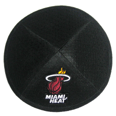 Miami Heat Yarmulke