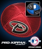 Arizona Diamondbacks Yarmulke