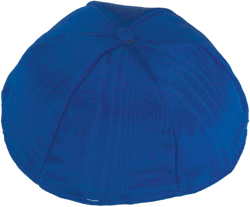 Royal Blue Moire