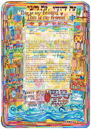 Eternal Flame Ketubah