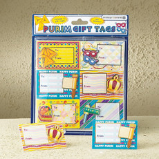 Purim Shalach Manot Gift Tags