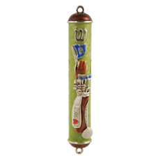 Golf Mezuzah