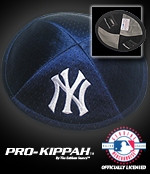 New York Yankees Yarmulke