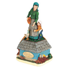 "From Fiddler On The Roof - ""Golda"" Musical Figurine"