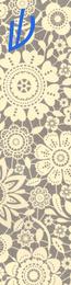 Floral Mezuzah