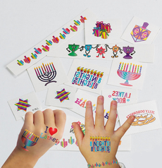 Chanukah Tattoos