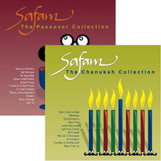Safam - The Passover/Chanukah Collection - Double CD