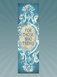 """For Those Who Travel"" Car Mezuzah"