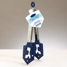 Dreidel Shaped Kitchen Tongs