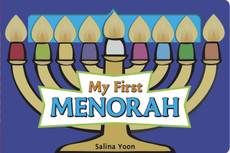 My First Menorah Board Book