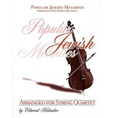Popular Jewish Melodies for String Quartet