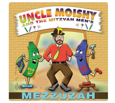 Uncle Moisy & The Mitzvah Men's Judaica Store - Mezzuzah