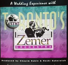 Toronto's Zemer Orchestra-A Wedding Experience