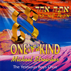 Michoel Streicher & The Yeshurun Boys Choir - One Of A Kind
