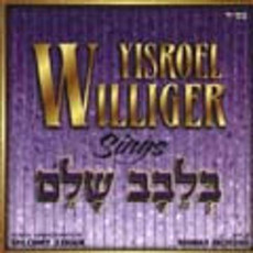 Yisroel Williger Sings With A Whole Heart - בלבב שלם