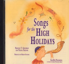 Songs For The High Holidays