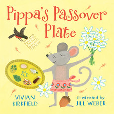 Pippa's Passover Plate - Hardcover