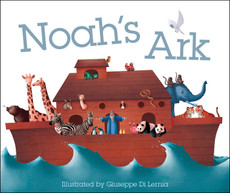 Noah's Ark Oversized Board Book