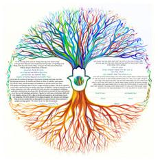 Chamsa ~ Tree Of Life