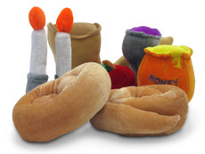 My Soft Rosh Hashana Plush Set